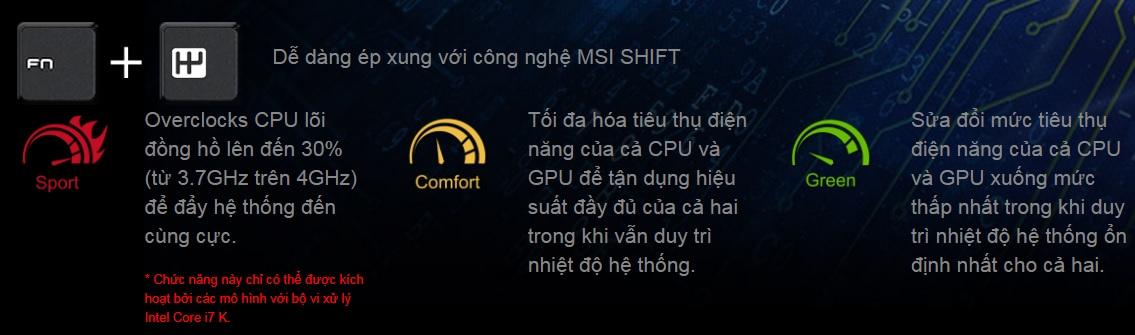 MSI GT72S 6QE Dominator Pro G Tobii